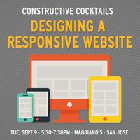 Constructive Cocktails: Designing a Responsive Website