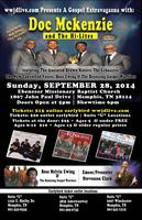 Gospel Extravaganza with Doc Mckenzie & The Hi-Lites