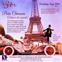 Paris Chansons at Riviera 31