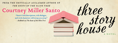 Book Launch Party for Courtney Miller Santo