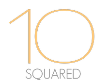 10 Squared logo