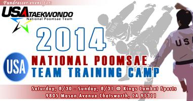 2014 US National Poomsae Team Training Camp /...