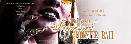 The 2014 Steampunk Monster Ball