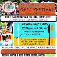 Atlanta Food Festival (Cobb County Fairgrounds)