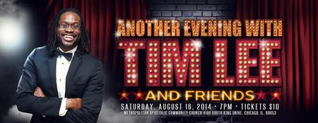 Another Evening with Tim Lee and Friends