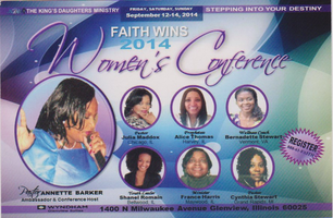 The King Daughters Annual Women's Conference