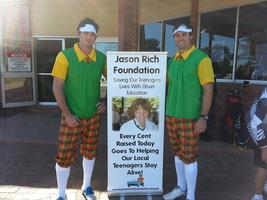 Charity Golf Day - Emerald