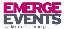 Emerge Events logo
