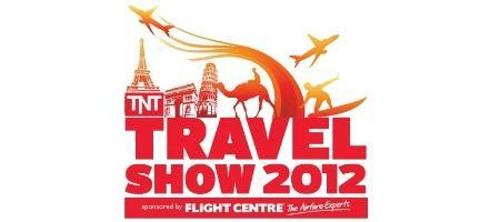 TNT Travel Show 2012