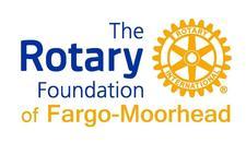 Fargo-Moorhead Rotary Foundation logo