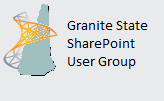 Granite State (NH) SharePoint Users Group