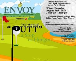 "Envoy Mortgage 1st Annual ""Putt a Stop to Hunger"""