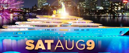 Boston VIP List Summer Sunset Cruise: Sea SuperStarz...
