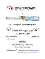 Pin Down Your Networking Skills. Chamber vs Chamber...