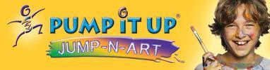 Pump It Up Day Camp (2/18) Jump-N-Art