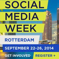 Social Media Week Rotterdam - Week Pass