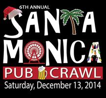 SANTA Monica Pub Crawl 2014