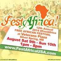 FestAfrica! 13th Annual Free African Festival - Sat...