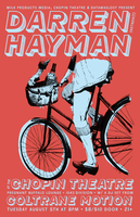 Darren Hayman @ Chopin Theatre