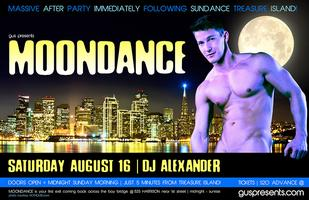 MOONDANCE | The Sundance Treasure Island AFTER-PARTY!