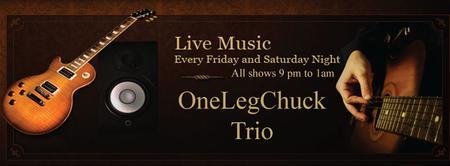 8/2 - OneLegChuck Trio