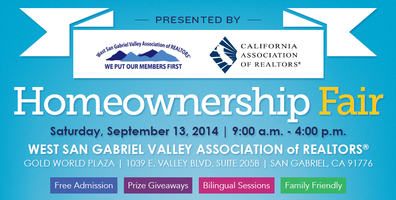 San Gabriel Homeownership Fair