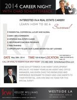 Keller Williams- Westside LA- Career Night