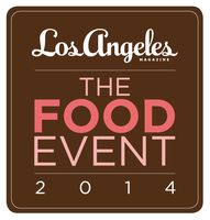Los Angeles magazine's The Food Event 2014