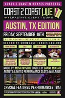 Coast 2 Coast LIVE | Austin, TX Edition 9/19/14