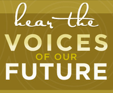World Pulse Voices of Our Future Tour 2010 logo