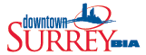 The Downtown Surrey Business Improvement Association logo