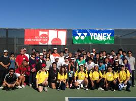 27th Annual US-Japan Friendship Tennis Tournament