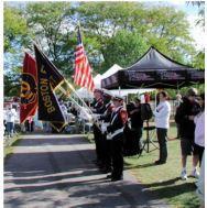 2014 BSOFNE'S New England Walkathon for Burn Survivors