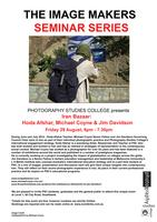 The Image Makers Seminar Series 4: Iran Bazaar: Hoda...