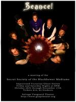 """Seance! a meeting of the Secret Society of Blackbower..."