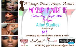 PBM's Makeup N' Martinis
