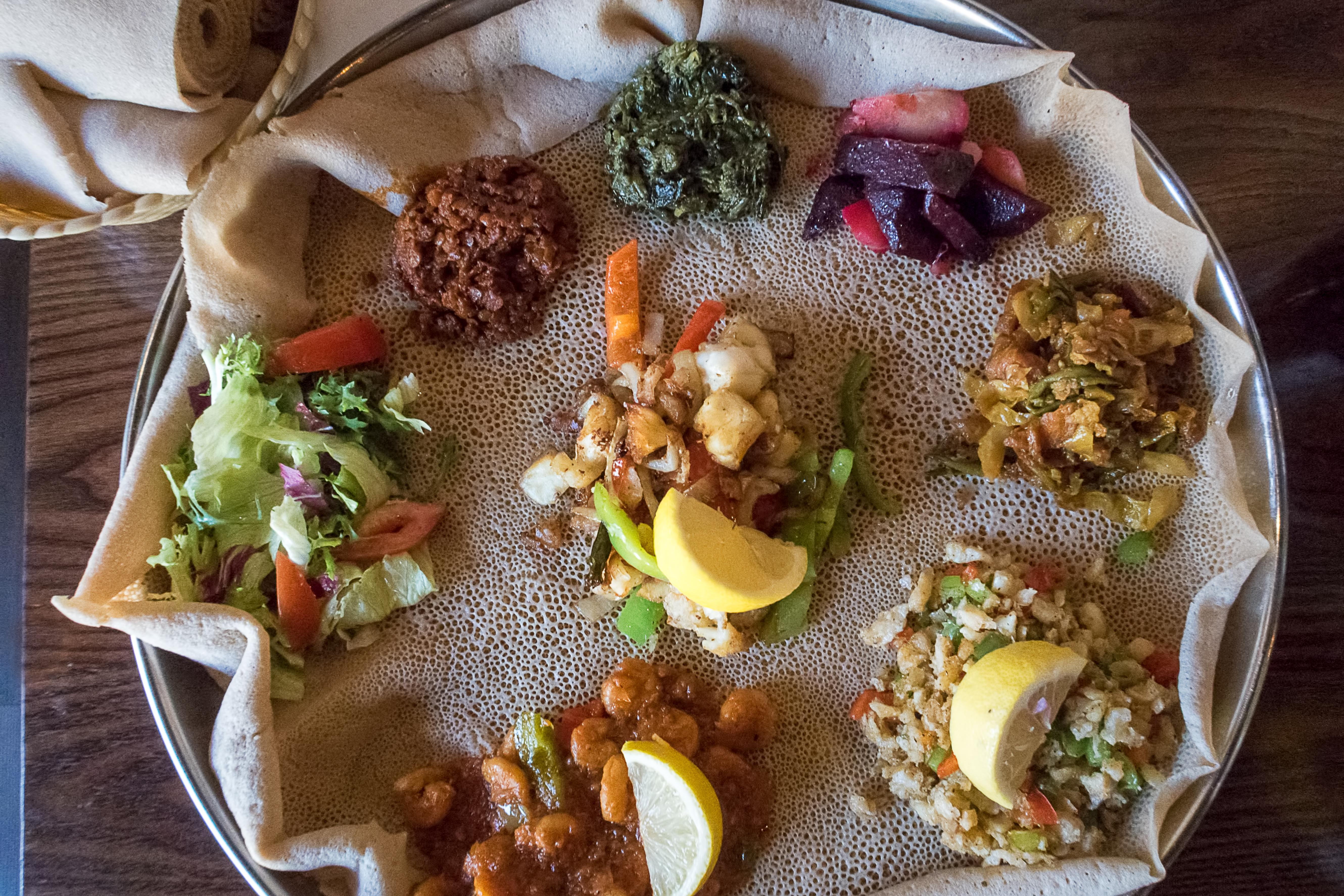 Ethiopian Food 101 with Gorsha
