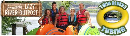 River Tubing + Transport (Early Birds $50)