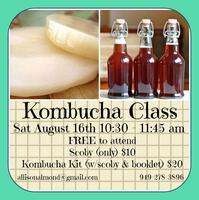 Kombucha Class