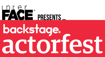 InterFACE Presents: Backstage Actorfest