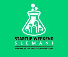 Startup Weekend Slemani August 2014