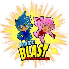 Anime Blast Chattanooga logo