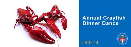 Annual Crayfish Dinner Dance