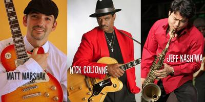SUMMER CONCERT SERIES: 5 PM SHOW MATT MARSHAK-NICK...