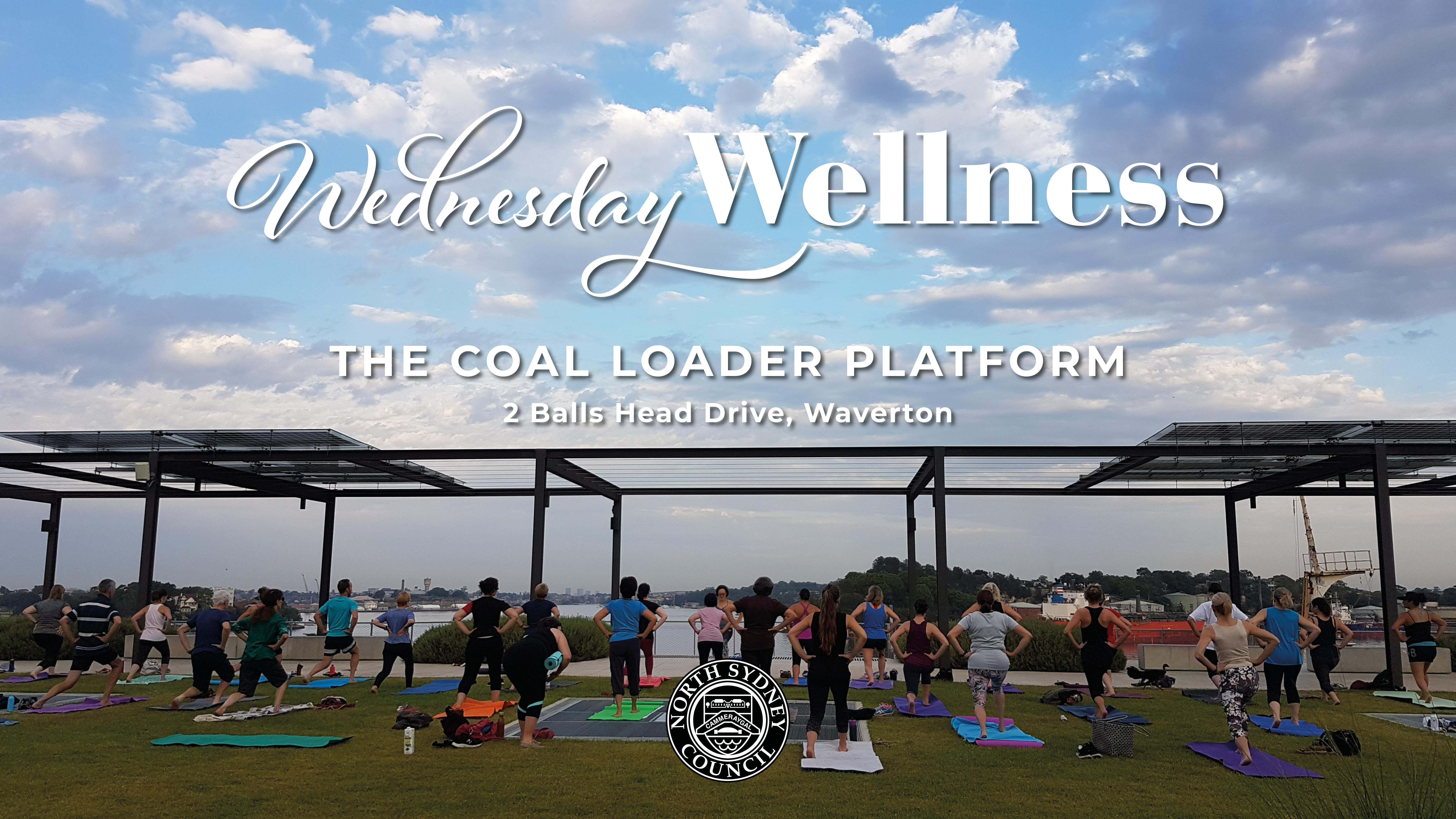 Wednesday Wellness - Laughter Yoga