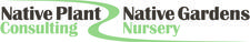 Native Plant Consulting and Native Gardens Nursey logo