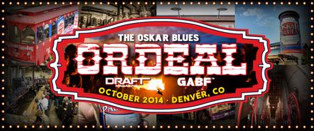 Oskar Blues Ordeal!