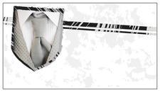 Pale Grey Tie logo