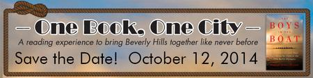 """Beverly Hills One Book One City - """"Boys in the Boat""""..."""