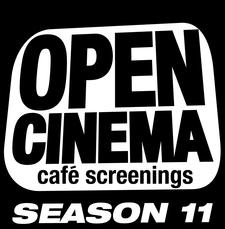 OPEN CINEMA logo